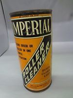 VINTAGE ADVERTISING COLLECTIBLE IMPERIAL ROLLER CLEANER TIN  G-37