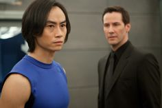 Exclusive Interview: Keanu Reeves and Tiger Chen on Man of Tai Chi | Fan Voice