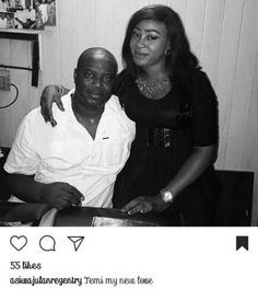 Mercy Aigbe's ex Lanre Gentry is already showing off his 'new love' (PHOTO) http://ift.tt/2r5u9Ej