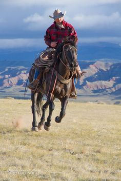 Wyoming cowboy by Laura Bennett Shea on 500px