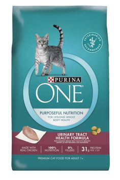 Cat Food For Urinary Tract Health