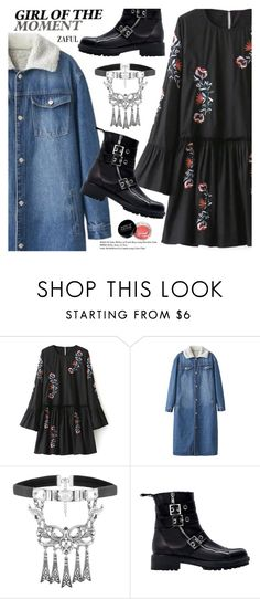 """Street Style"" by pokadoll ❤ liked on Polyvore featuring Zara, polyvoreeditorial and polyvoreset"