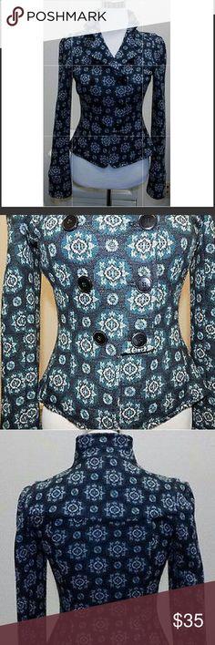 Diane Von Furstenburg Gorgeous Blazer Diane von Furstenberg Jackets & Coats Blazers