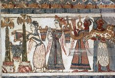 Image result for MINOAN Minoan Art, Romans 3, Vintage World Maps, Greeks, Painting, Image, Brown, Black, Fashion