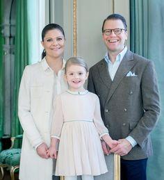 La Cour Royale Suedoise: Nouveau Potraits de la petite nouvelle generation