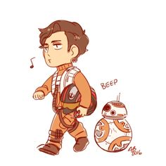 i'm bb8 trash now — smaskvxn:   havent animated anything in like 20...