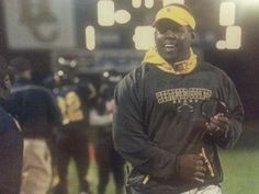 Terrance Saxby-'03 History-Murfreesboro, NC  Head Football Coach, Hertford County High School, Ahoskie, NC