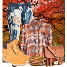 """Fall"" by loud-ambition on Polyvore"