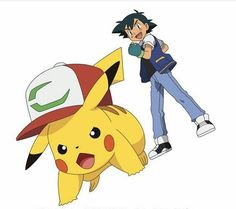#pokemon #ash #pikachu #movie20  - _tail_pokemon_
