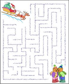 1000 images about christmas free printables on pinterest for Nina needs to go coloring pages