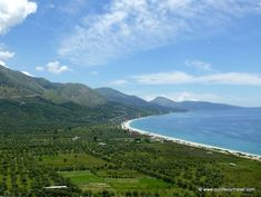 The BEST BEACHES in ALbania. Are you planning your trip to Albania and the Balkans? Your perfect Albania itinerary with tips on the best things to do in Albania with the best cities to visit in Albania on the coast. #albania #beach #vlore #saranda #durres #ksamil Best Places In Europe, Best Cities, National Parks, National Trust, Albania Beach, English Castles, Brazil Travel, Singapore Travel, Clearwater Beach