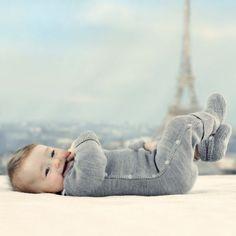 Jacadi bebê Eiffel