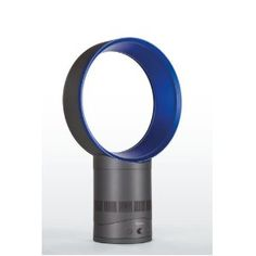 Dyson Air Multiplier Table Fan, 10 Inches, Blue $219.00