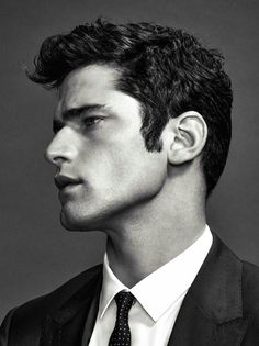 Supermodel Sean O'Pry Stars in GQ Spain March 2017 Cover Story