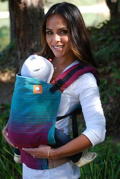 Meeyoo Chee (Royal Blue) Weft TULA BABY CARRIER  Dream carrier