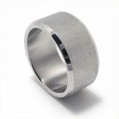 Brushed Titanium Width: Titanium RingQuantity: one pieceWe bring you the best quality Rings. Titanium Jewelry, Titanium Rings, Jewellery Uk, Wedding Rings, Engagement Rings, Nails, Enagement Rings, Finger Nails, Ongles