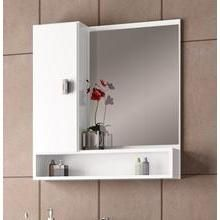 Espelheira para Banheiro Orquídea 60 - Branco - Cozimax