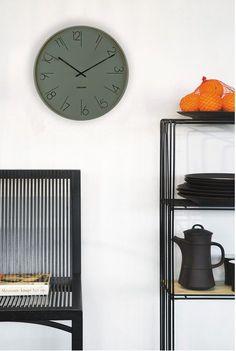 Karlsson Elegant Numbers Clock