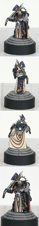 Black Templar Conversion