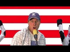 Feeding Cattle in the USA (Party in the USA, Miley Cyrus parody) - YouTube