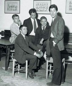Gaber, Toffolo, Cochi, Renato e Lauzi