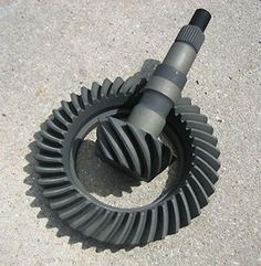 RICHMOND 3.73 RING AND PINION /& MASTER INSTALL KIT GM 7.5 /& 7.625 10 BOLT THICK
