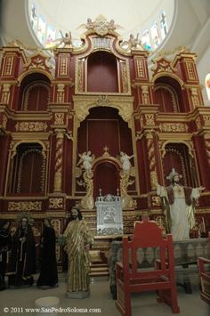 Iglesia de San Pedro Soloma en Huehuetenango.   Leer más en: http://ow.ly/rTEQz
