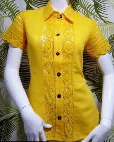 BLUSAS - PRIMAVERAL Bordados y Accesorios Suits, Casual, Tops, Ideas, Fashion, Block Prints, Mariana, Toddler Girl Dresses, Ladies Fashion