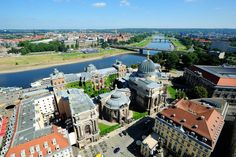 Dresden, Germany, Summer Photo Tour 2016