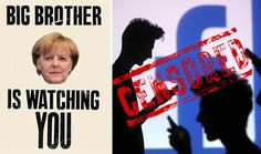 Dodie's Diary: FACEBOOK: COSY WITH MERKEL'S FATHERLAND!