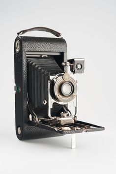 3A Autographic Kodak camera, 1914Photo by Helle K. HagenPreus museum