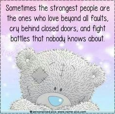 Battles are there to make you stronger