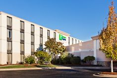 The beautiful Holiday Inn Express in Wilkesboro NC.
