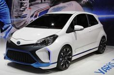 2017 Toyota Yaris Review and Concept