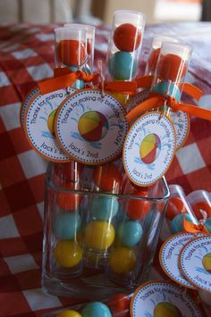 Pool Party Food Ideas ~ http://lanewstalk.com/pool-party-ideas-for-kids-birthday/
