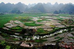 WanFeng Peaks Forest Guizhou,china 義萬峰林 神州八卦 貴州 興