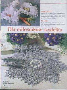 Szydełkowanie 1.2009 - Zosia32 - Álbumes web de Picasa