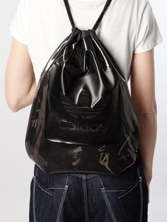 Gymsack Black by Adidas Originals