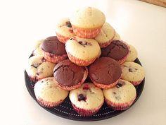 Muffins mit Überraschung, ein gutes Rezept aus der Kategorie Kuchen. Bewertungen: 220. Durchschnitt: Ø 4,5.