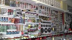 Image result for hardware store shelving displays
