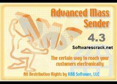 Advanced Mass Sender 4.3 Cracked Serial key full download free