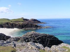 Clachtoll beach. one of my favourite places in the world.