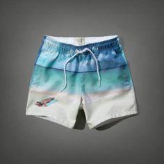 Hoffman Mountain Swim Shorts