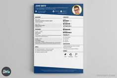 These Resume Templates will surely help you find a job! The Best Resume Builder with creative Resume Samples. Creative Cv Template, Find A Job, Get The Job, Online Resume Maker, Professional Resume Format, Microsoft Word Free, Curriculum Vitae Template, Le Cv, Resume Builder