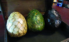 DIY - Dragon eggs (Game of Thrones) I NEED to do this !