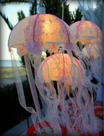 Germani Decor Tips or Tricks: Light up your Summer Night Party...
