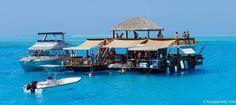 We had perfect conditions for our #pre-wedding #cruise to #cloud9fiji ..#fiji #tourismfiji  #hens #bucks
