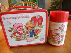 I uses to have this!!! I absolutely adore strawberry shortcake