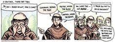 St. Anthony of Padua Humor