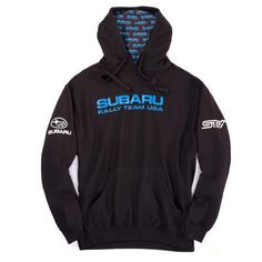 Rally Hooded Sweatshirt - Click here to check it out